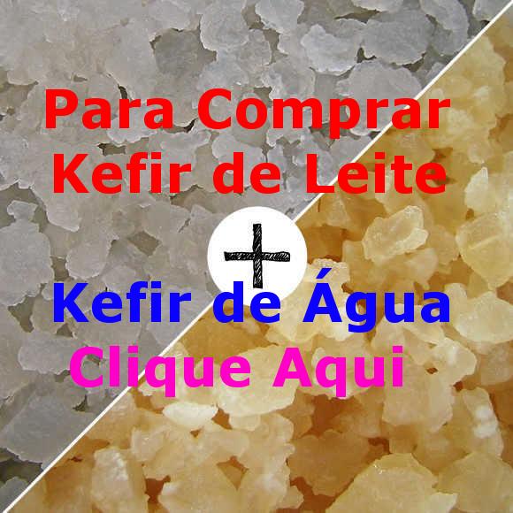 Procurando Onde Comprar Kefir de Leite + Kefir de Água ? Compre Aqui Só R$42,90 e Receba os 2 Juntos com Frete Grátis para Todo Brasil.